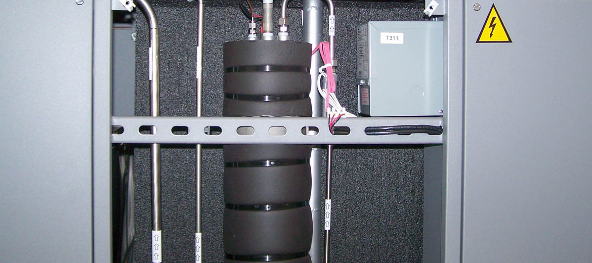 On-Demand Rinse Water heating